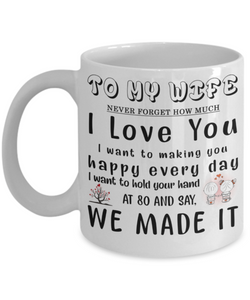 Great Gifts Coffee Mugs Funny For Wife