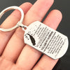 Great Gifts For Husband - Keychain To Husband