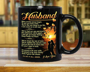 Great Coffee Mug Gifts For Husband - Coffee Mug