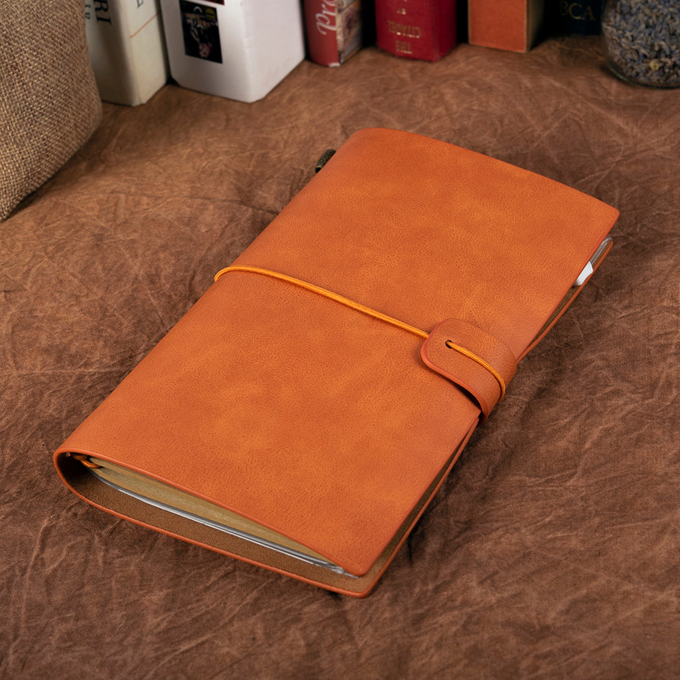Leather Notebook Gifts For GrandDaughter