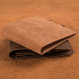 LEATHER WALLET - GRANDSON