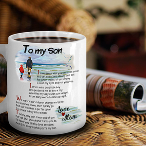 Great Gifts For Son - To My Son Mugs Gifts