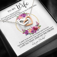 Perfect Gift For Wife Necklace