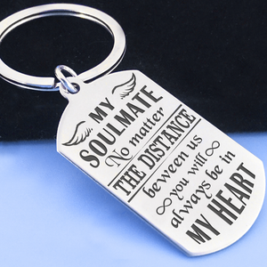 Great Engraved Key chain Gifts For Wife