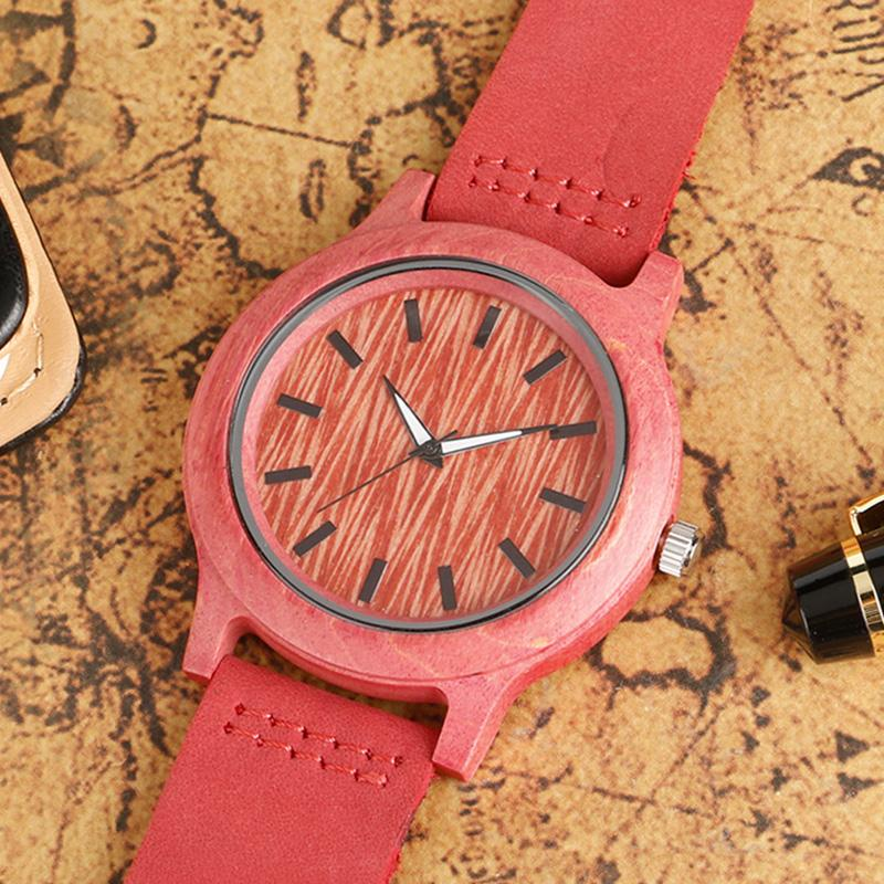 To My Daughter Wood Watch Gifts