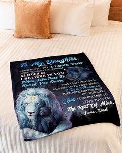 Fleece Blanket - Sherpa Fleece Blanket