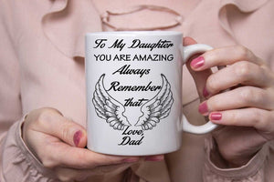 Great Gifts Coffee Mugs Funny For Daughter