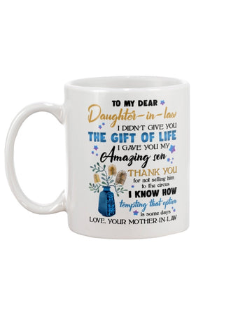 Copy of Great Mug Gift For Daughter In Law