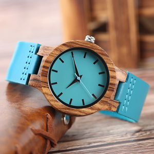 Wife Engraved Wood Watch Gifts