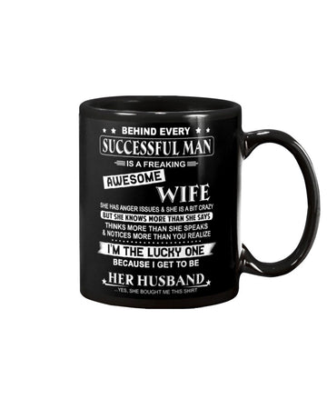 Husband And Wife Mug
