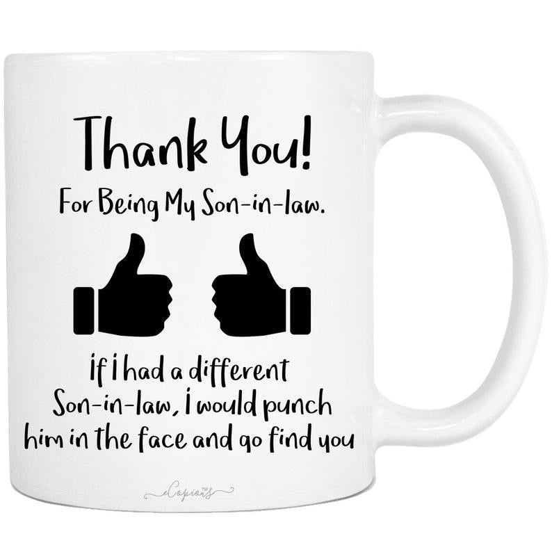 Great Gift For Son - Mug