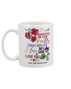 Great Mug Gift For Daughter In Law