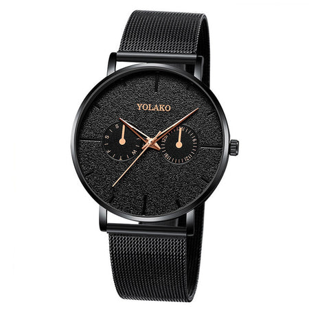 Mens Watch Luxury Male WriststWatch