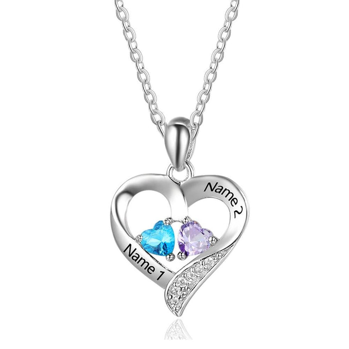 925 Sterling Silver Personalized Engraving