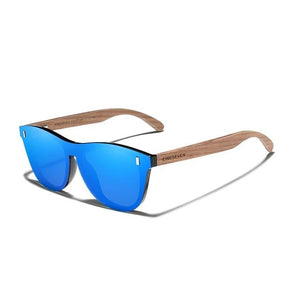 Handmade Black Walnut Sunglasses UV400 Protection Eyewear - Gift For Your Dad/Husband/Son...