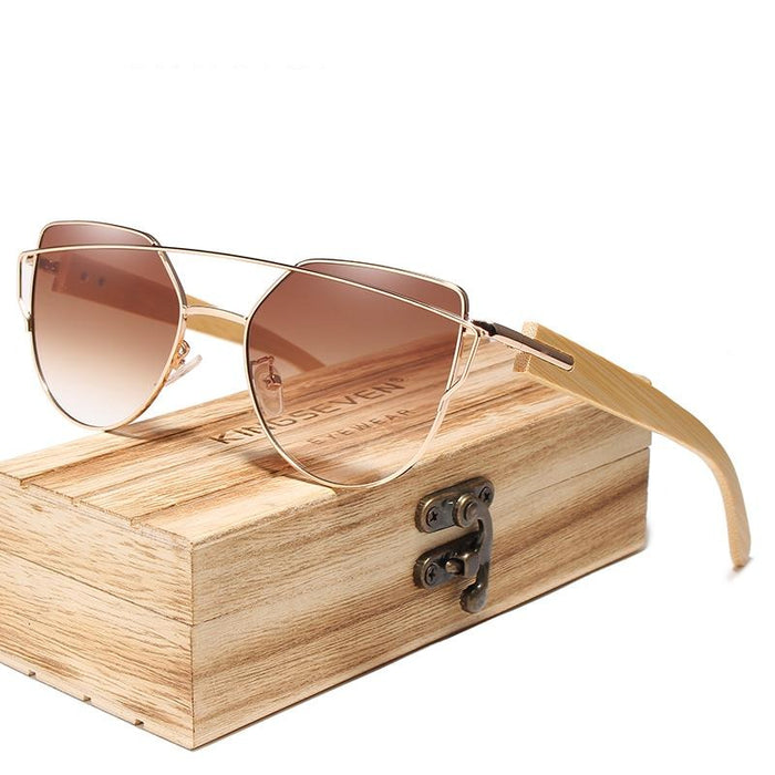 Handmade Wood Sunglasses - Gifts For Women/ Wife/Daughter/Granddaughter