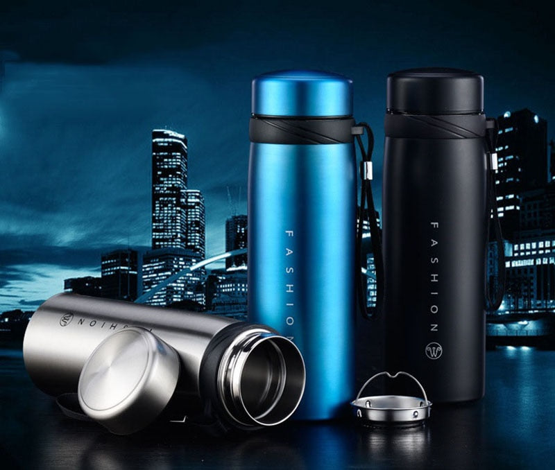 Thermos Bottle Stainless Steel Tumbler for Coffee Mug Travel Cup