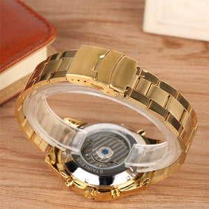 Luxury Top Brand Watch Men Automatic Mechanical - Gift For Man