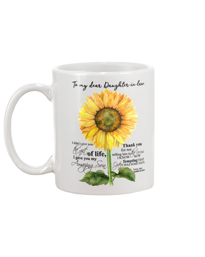 Great Gifts Coffee Mugs For Daughter-In-Law