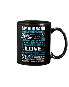 Great Mug Gift For Husband