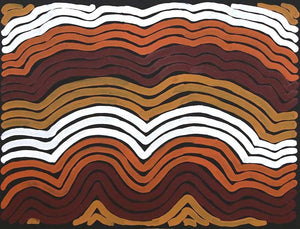 Awelye - Women's CeremonyOriginal Aboriginal ArtMolly PwerleBoomerang Art
