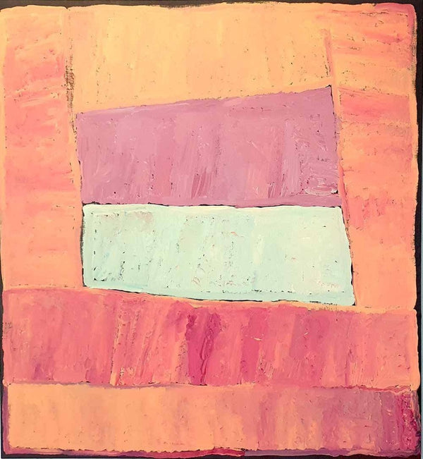 My Country - Boomerang Art - Kudditji Kngwarreye (1928-2017) - #product _type#