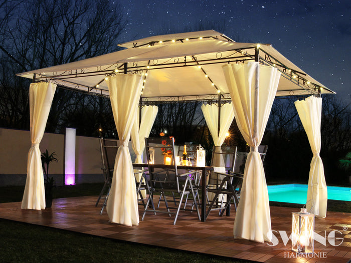 Gazebo Minzo havepavillon