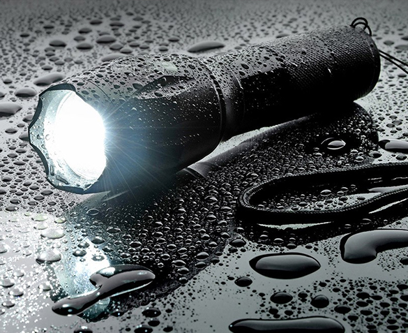 Military Flashlight (2018 model)