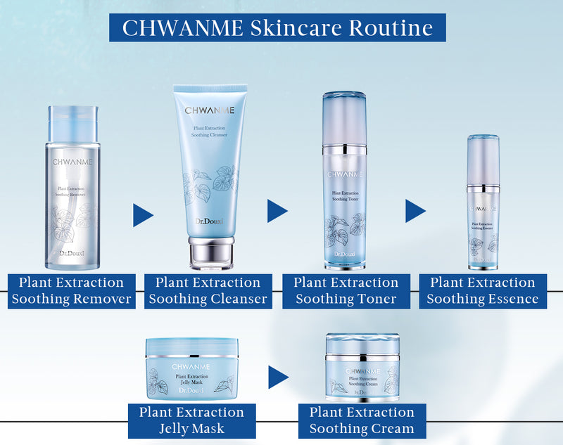 CHWANME Plant Extraction Soothing Cleanser 120ml