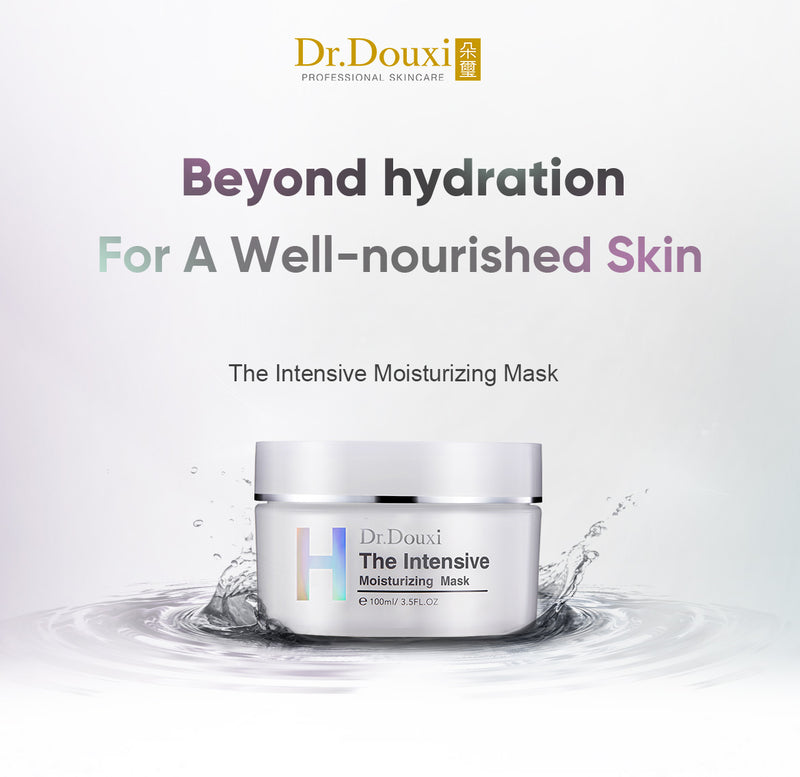 Dr.Douxi The Intensive Moisturizing Hydrating Mask Sleeping Mask (100ml)