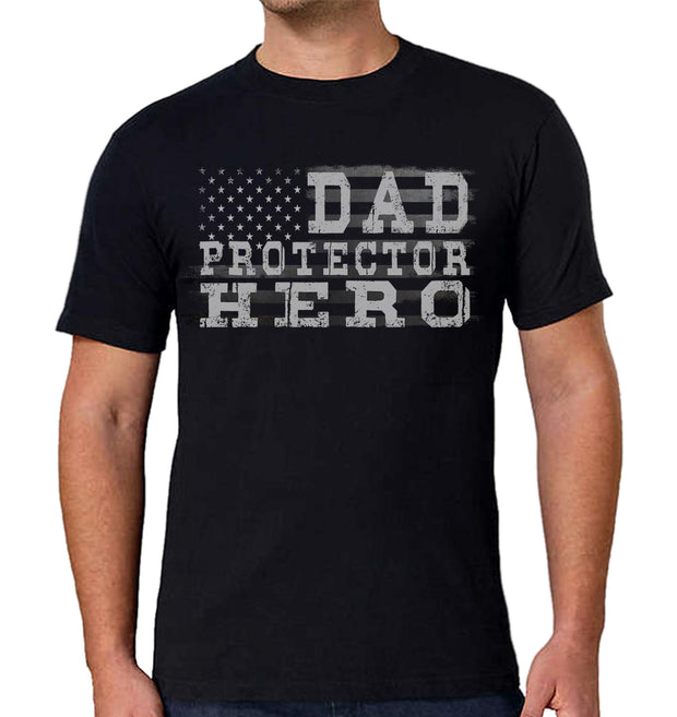Dad Is My Hero Shirt