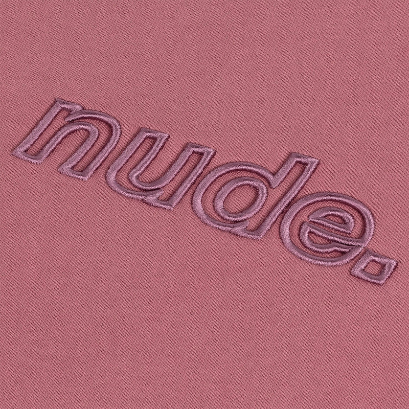 NUDE TEE PINK - NUDE PROJECT