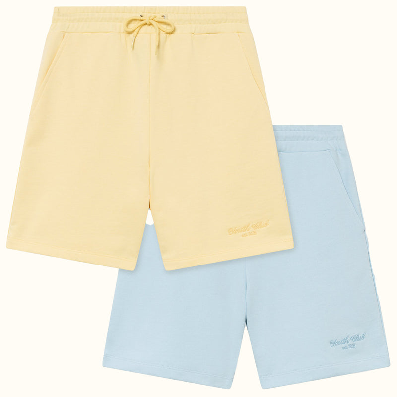 CLUB SHORTS YELLOW - NUDE PROJECT