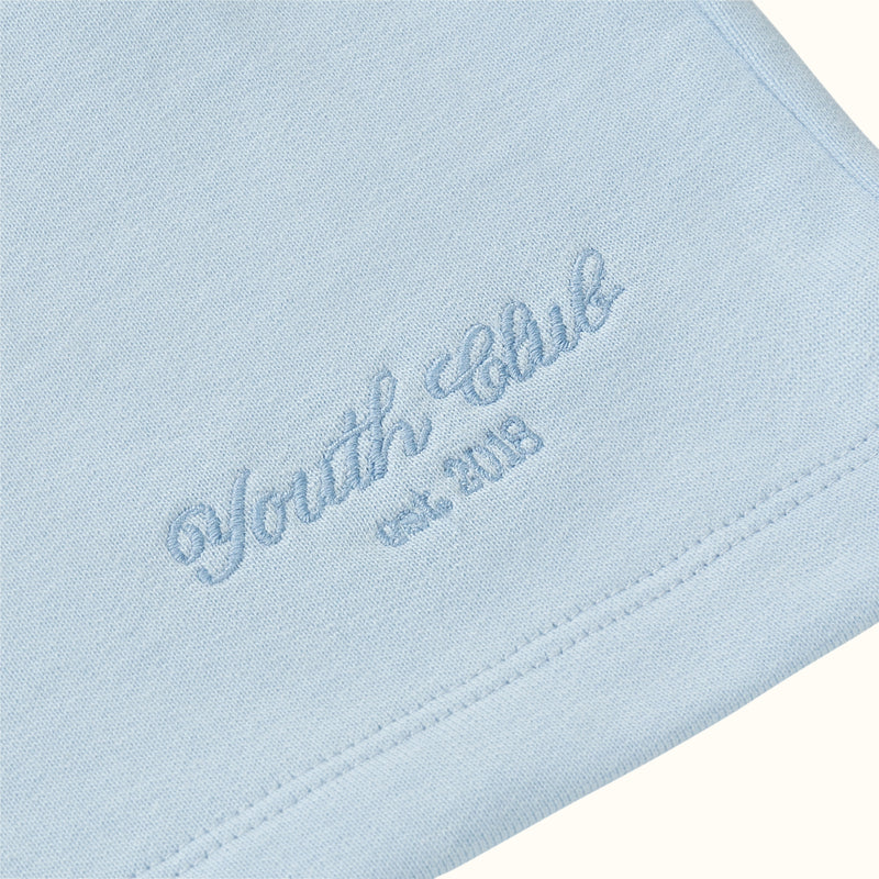 CLUB SHORTS SKY BLUE - NUDE PROJECT