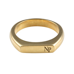Stamp Ring - New Polinesia