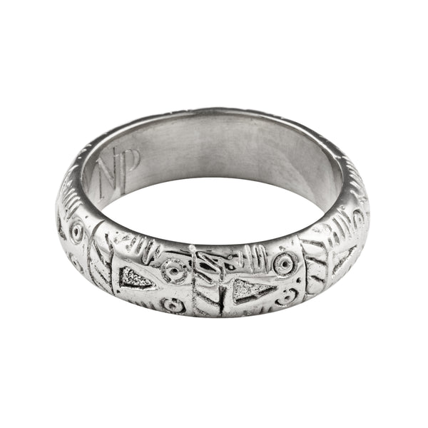 Tribal Ring - New Polinesia