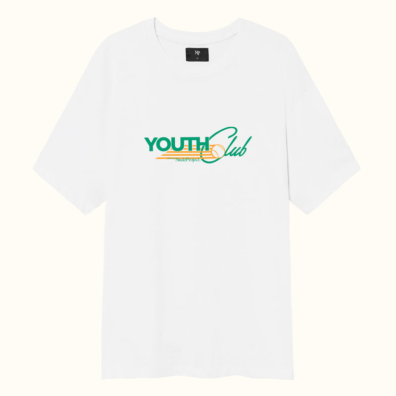 YOUTH CLUB TEE - NUDE PROJECT