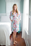 Isla Robe, Nightgown & Baby Set