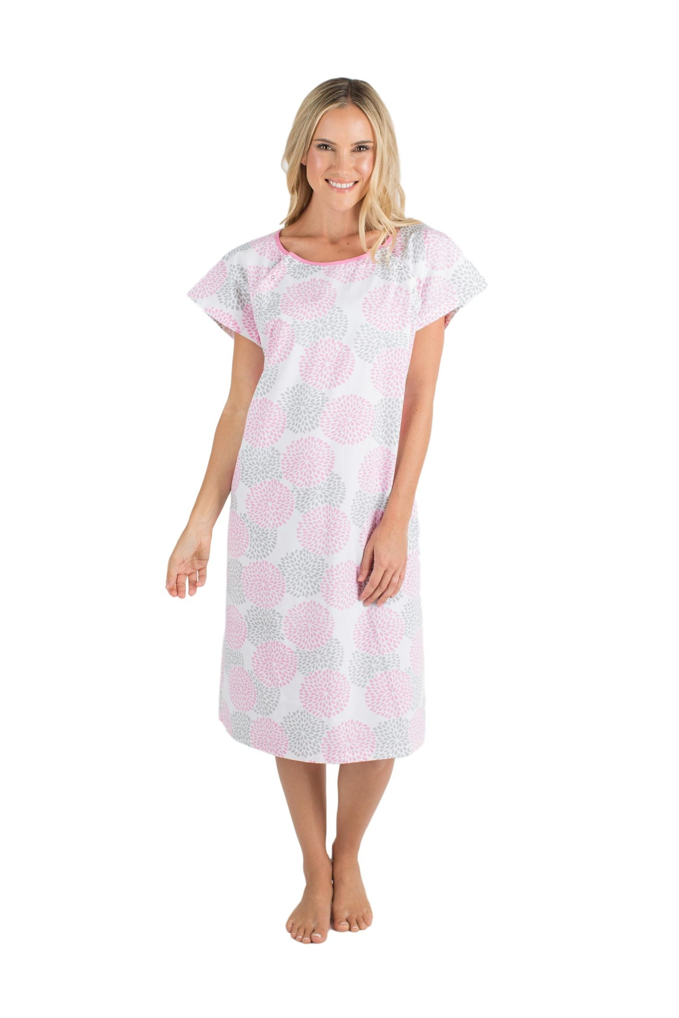 Lilly Patient Hospital Gown Gownies