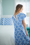Marin Labor & Delivery Hospital Gown Gownie