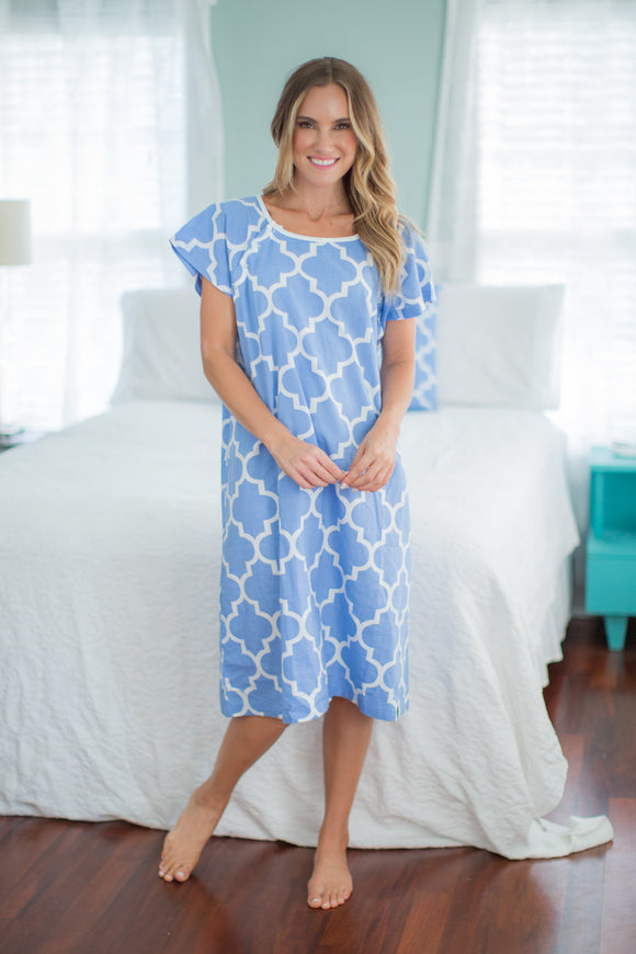 Marin Patient Gown