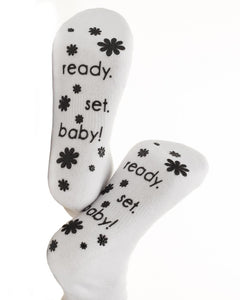 Ready.Set.Baby! Labor and Push Socks