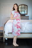 Mae Gownie Maternity Delivery Labor Hospital Birthing Gown