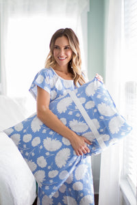 Zoe Delivery Gownie & Pillowcase Set