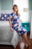 Annabelle Patient Gown & Matching Pillowcase Set