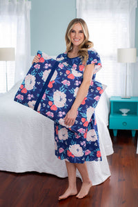 Annabelle Delivery Gownie & Matching Pillowcase Set