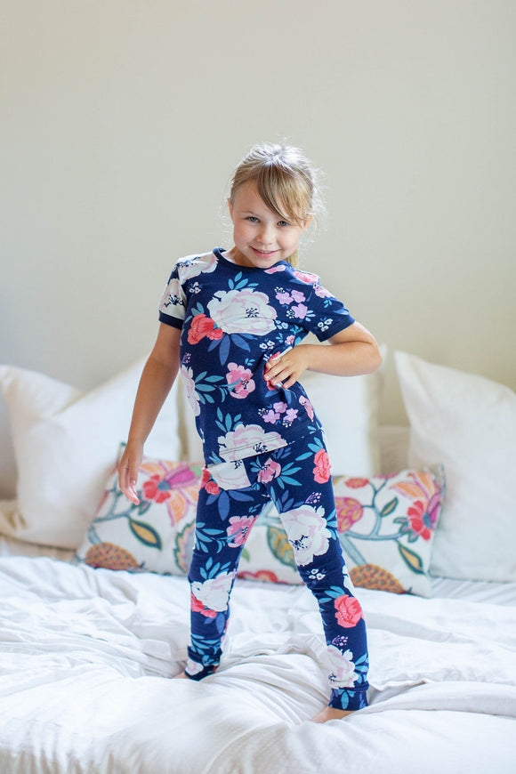 Annabelle Girls Pajama Set