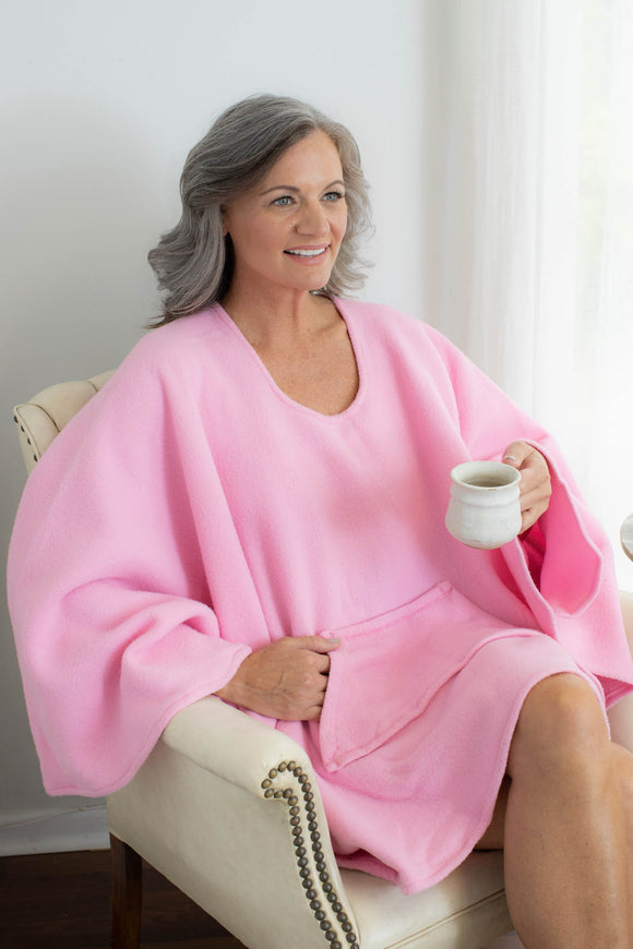Pretty In Pink Recovery Cape