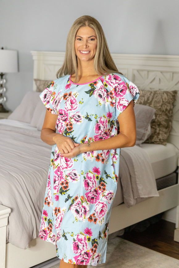 Isla Patient Hospital Gown Gownies