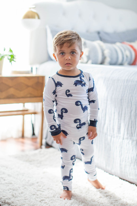 Dinosaur Boy Lounge/PJ Set